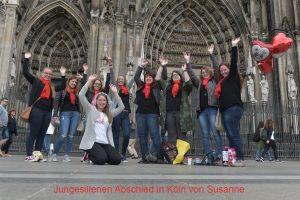 Junggesselinnenabschieds Party JGA Fotoshooting in Köln, von Atelier5b koeln fotostudio