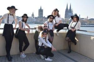 JGA Party Shooting Köln Fotostudio Atelier5b