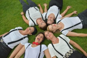 JGA Fotoshooting Outdoorparty