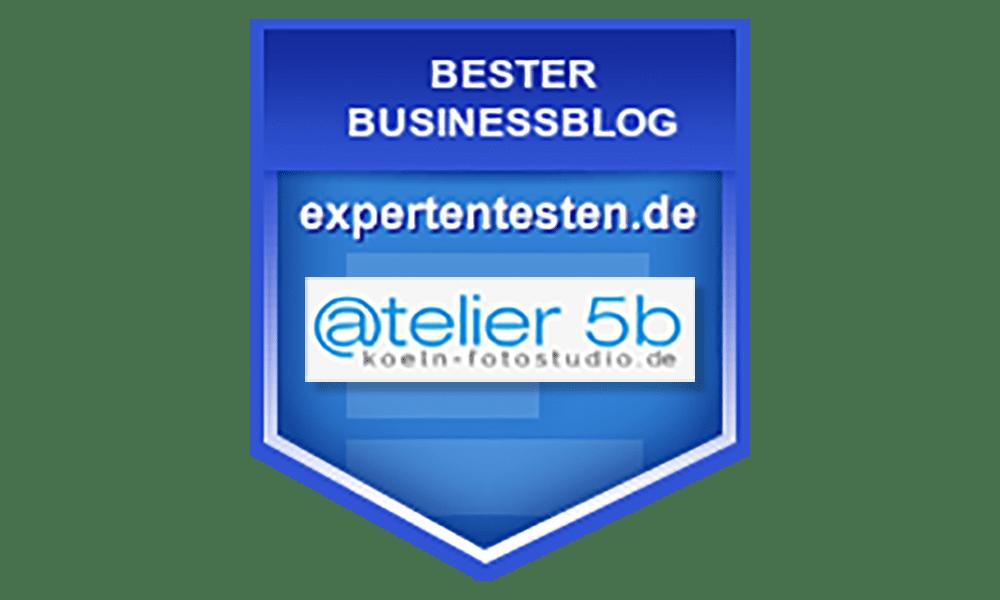 Auszeichnung von Expertentesten erhalten